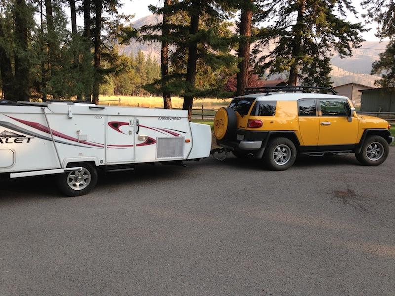 Eric's camper