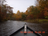 Gregg Goff on the Salmon River, Pulaski, NY 1